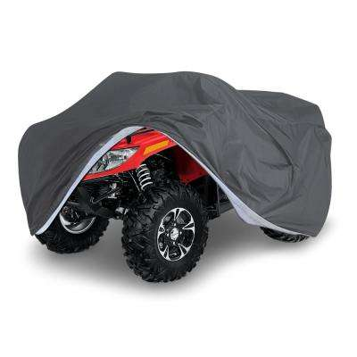 Executive Polypropylene 82 in. x 47 in. x 34 in. Medium ATV Cover