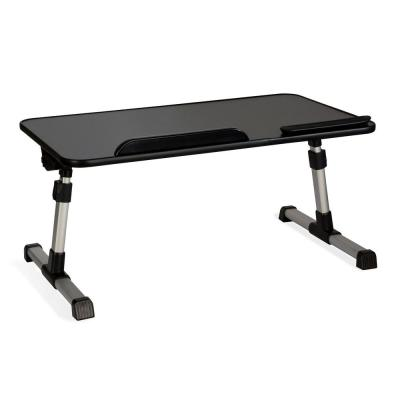 Tilting/Adjustable Black Laptop Table Stand
