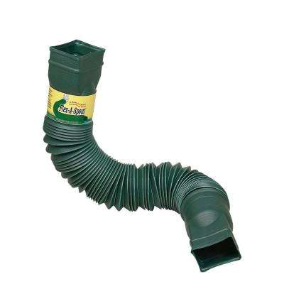 Green Downspout Extension