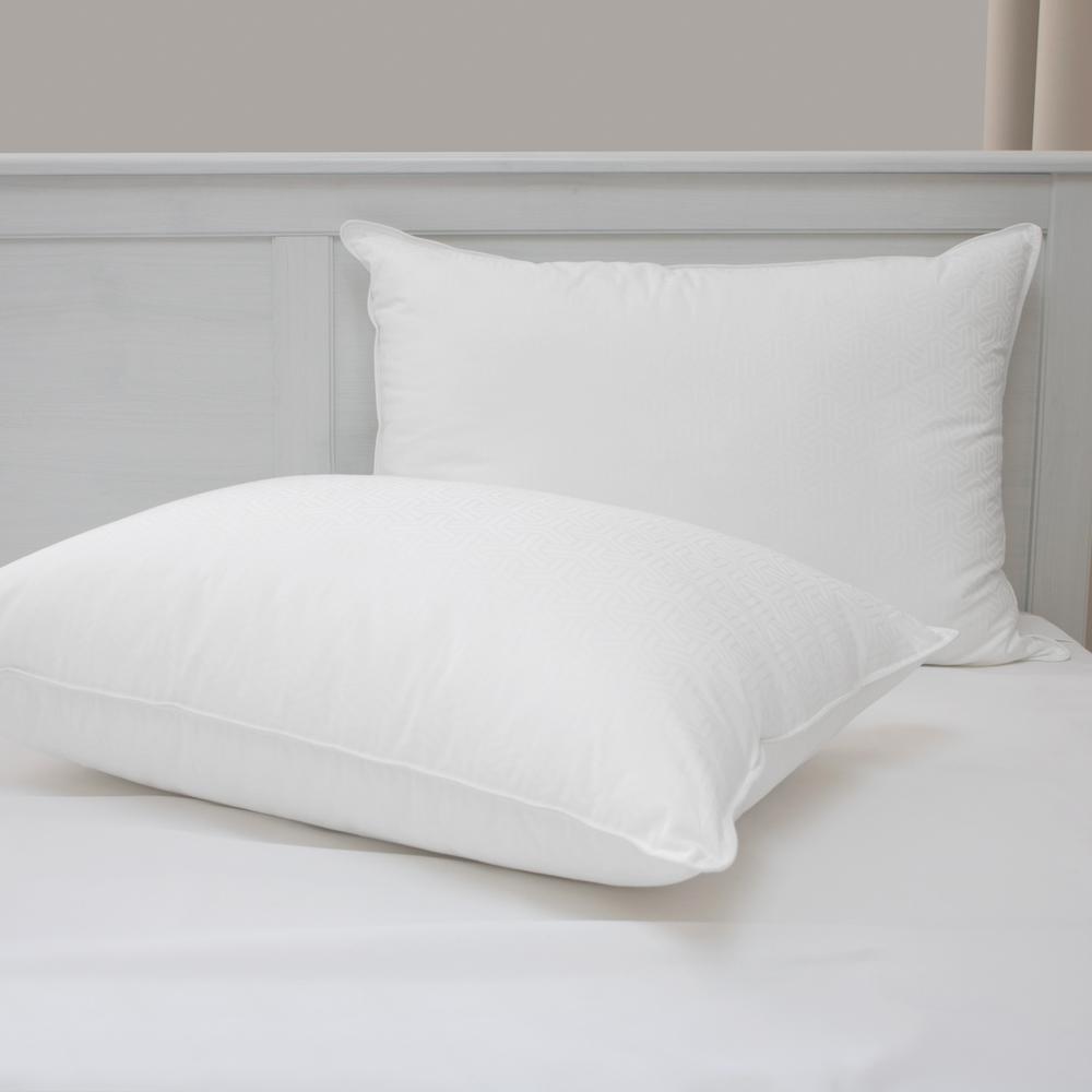 Cooling Hypoallergenic Down Alternative Standard Pillow (Set of 2)