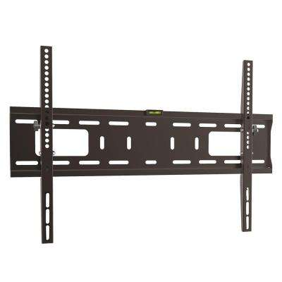 Professional Series Screen Size 37 in. to 80 in. Ultra-Low Profile Flat/Tilt Mount