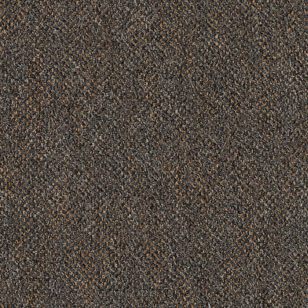 TrafficMASTER Brainstorm - Color Charcoal Dusk 12 ft. Carpet