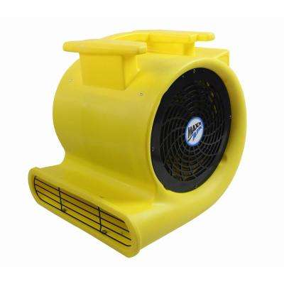 High Velocity 3 Speed 4000 CFM Carpet Dryer Blower Fan