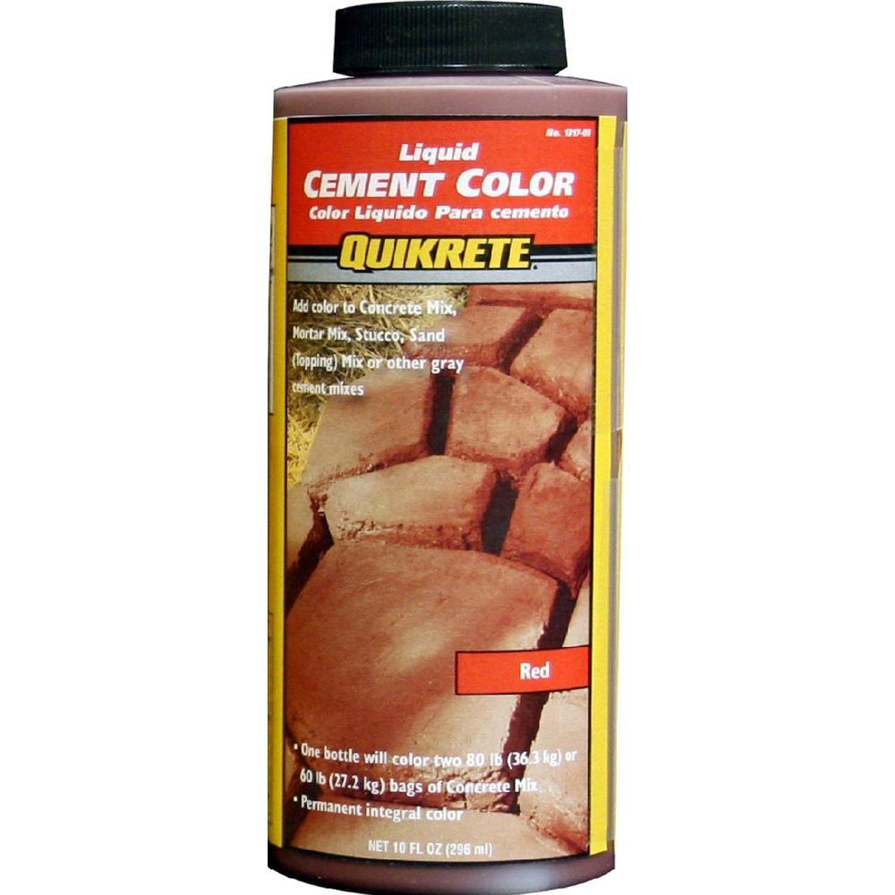 10 oz. Liquid Cement Red