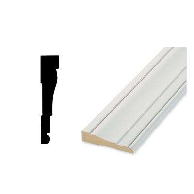 WM445 11/16 in. x 3-1/4 in. x 96 in. Door and Window Casing