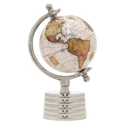 5 in. W Nickel Globe