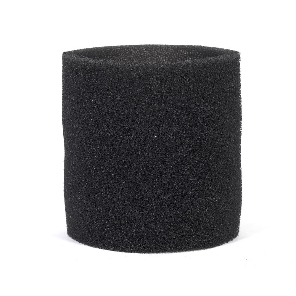 Multi-Fit Foam Filter Sleeve for Select Genie and Shop-Vac Wet Dry Vacs (18-Pack)