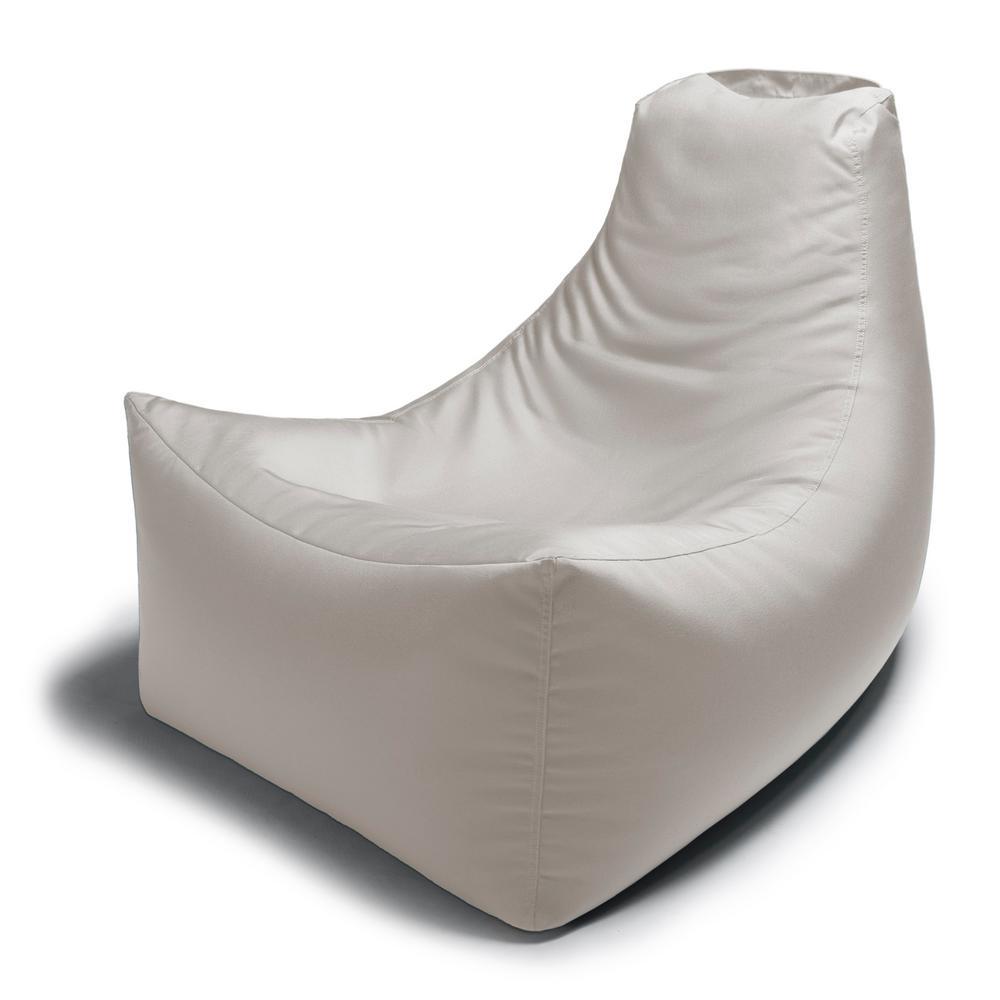 Fine Jaxx Juniper Pearl Outdoor Bean Bag Patio Lawn Chair Caraccident5 Cool Chair Designs And Ideas Caraccident5Info