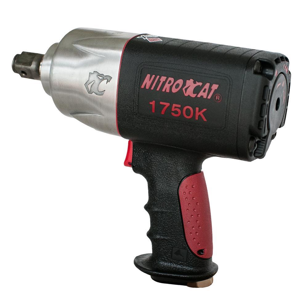 NITROCAT Kevlar Xtreme Power 3/4 in. Impact Wrench