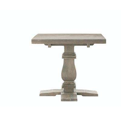 Aldridge Antique Grey End Table