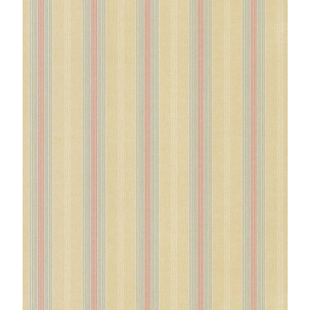 Brewster Stripe Wallpaper
