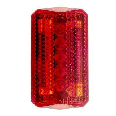 Personal Red Safety Light