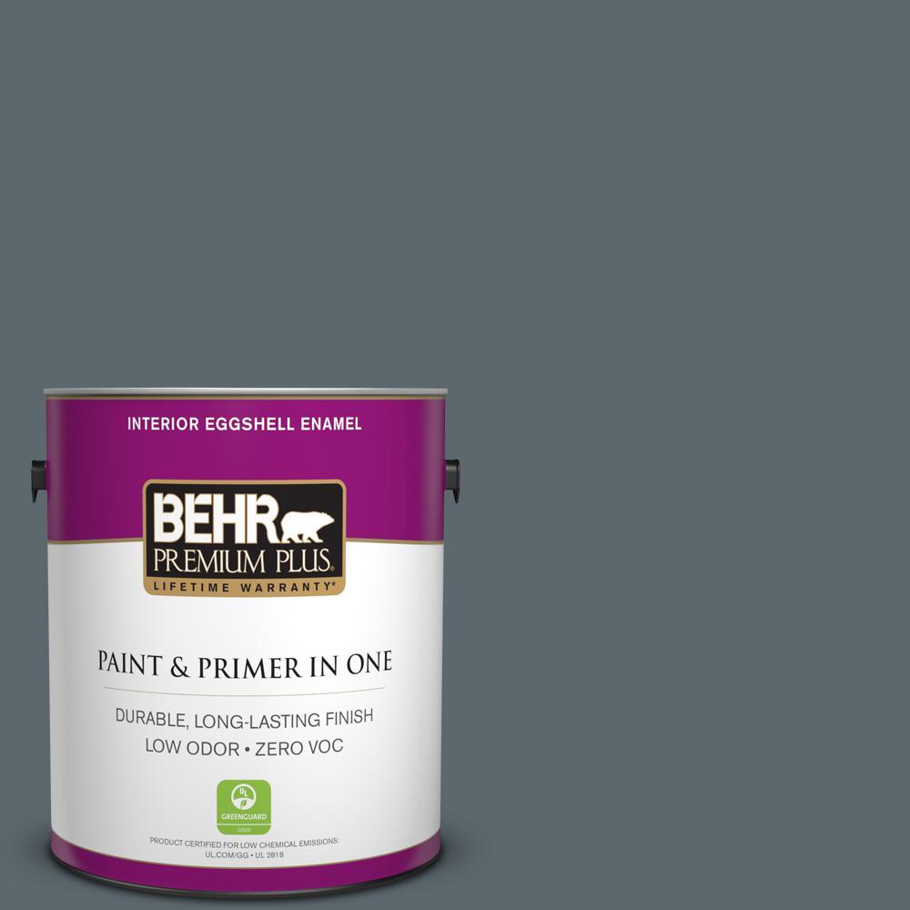 1 gal. #PPU25-20 Le Luxe Zero VOC Eggshell Enamel Interior Paint