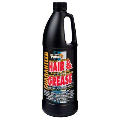 33.8 oz. Hair and Grease Drain Cleaner