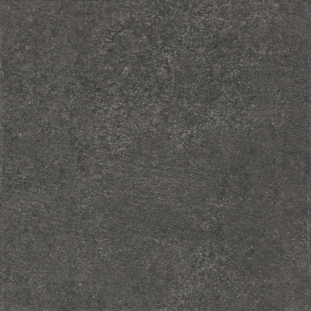 Gray 12x12 tile flooring the home depot eclectic vintage charcoal concrete 12 in x 12 in porcelain floor and wall tile dailygadgetfo Gallery