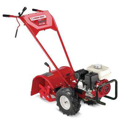 Proline 16 in. 160 cc OHV Honda GX Engine Rear-Tine Forward-Rotating Gas Tiller with One Hand Operation