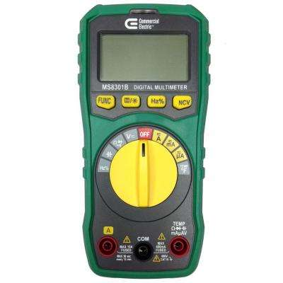 Auto Ranging Multimeter 600V