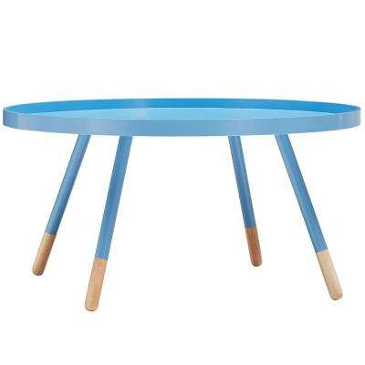 Hanna Blue Coffee Table