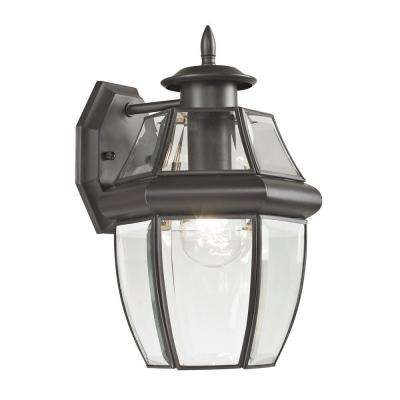Ashford 1-Light Outdoor Oil Rubbed Bronze Sconce