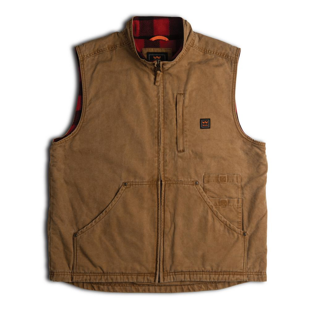 Walls OUTDOOR GOODS Pecos Worn In Duck Work Vest