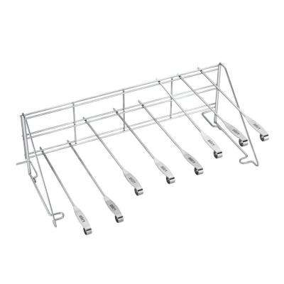 Original Grill Rack and Skewer Set