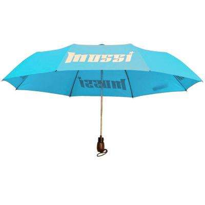 Powder Blue Compact Umbrella