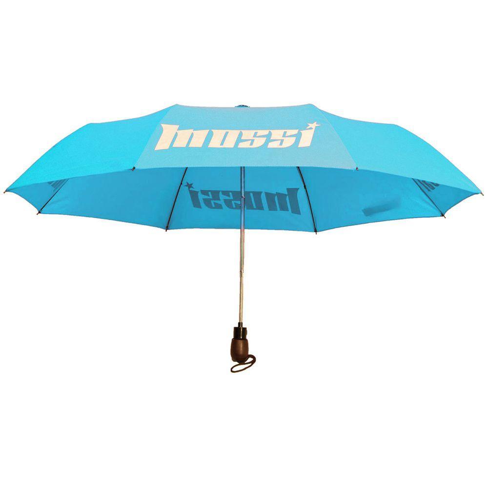Powder Blue Compact Umbrella