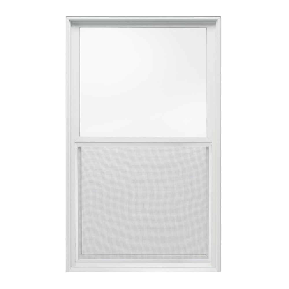29.375 in. x 48 in. W-2500 Series Double Hung Wood Window