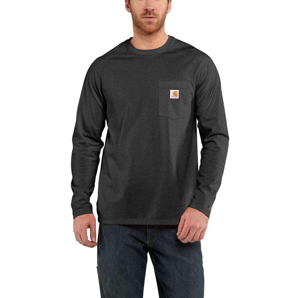 Carhartt Force Cotton Long Sleeve Shirt