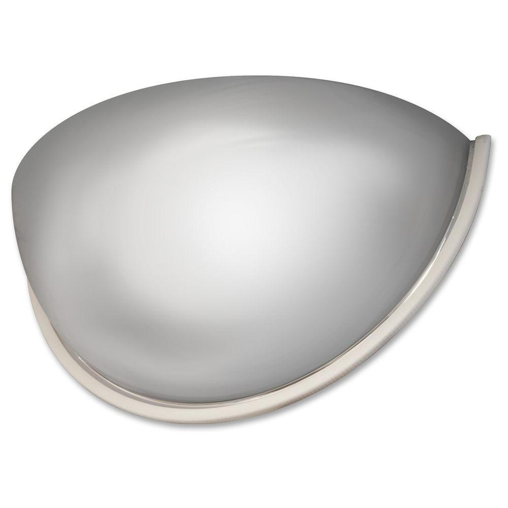 Half Dome Convex Mirror