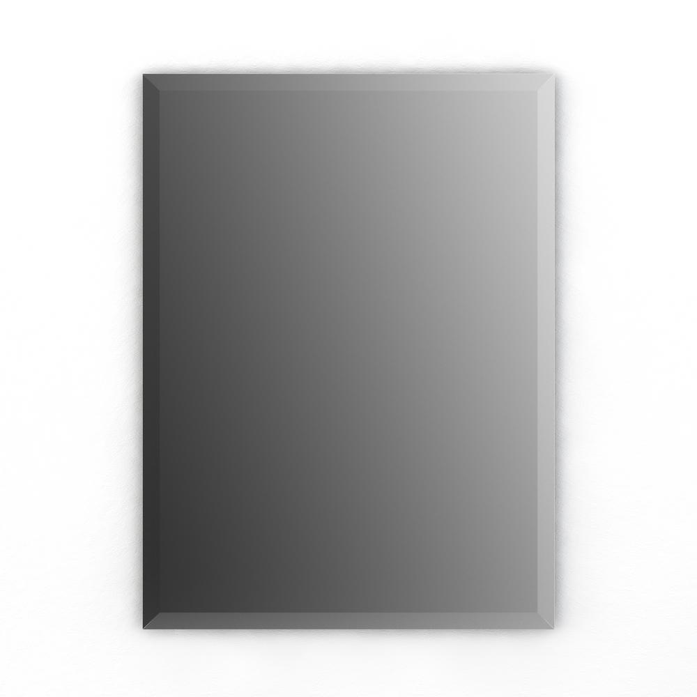 24 in. x 31 in. (M1) Rectangular Frameless TRUClarity Deluxe Glass