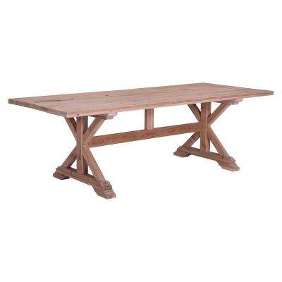 Alliance Natural Fir Dining Table