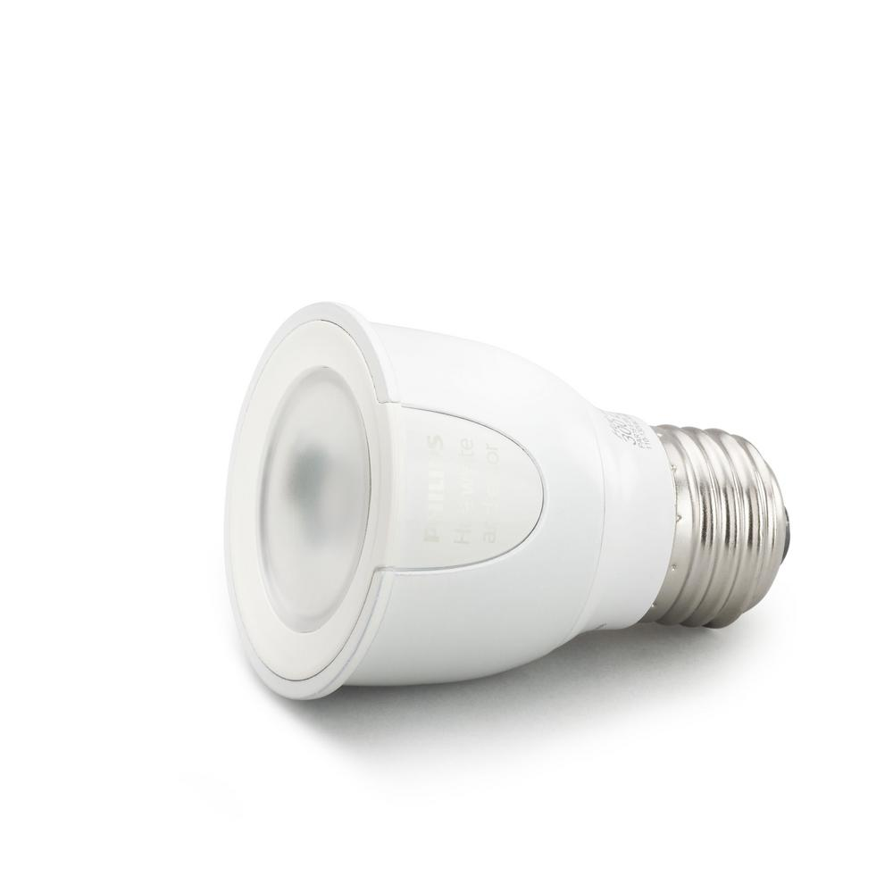 Philips Hue White and Color Ambiance 50-Watt Equivalent PAR16 ... for Philips Led Emergency Light  117dqh