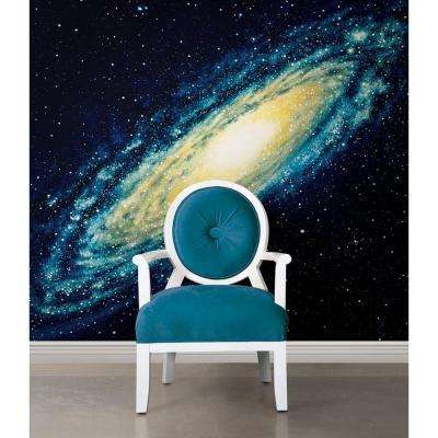 72 in. H x 72 in. W Galaxy Wall Mural