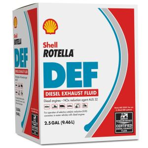 Diesel Exhaust Fluid >> Shell Rotella 320 Fl Oz Rotella Diesel Exhaust Fluid Def 550045835 The Home Depot