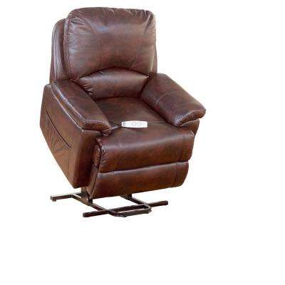 Manchester Power Recliner Lift Chair in Java