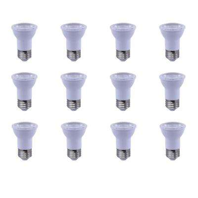 50-Watt Equivalent PAR16 Reflector Dimmable LED Light Bulb Cool White (12-Pack)