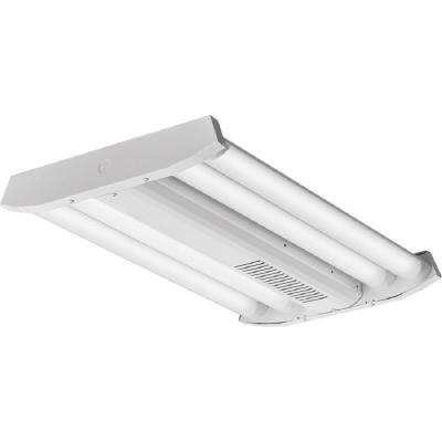 IBG 77-Watt Matte White Integrated LED Contractor Select High Bay Light