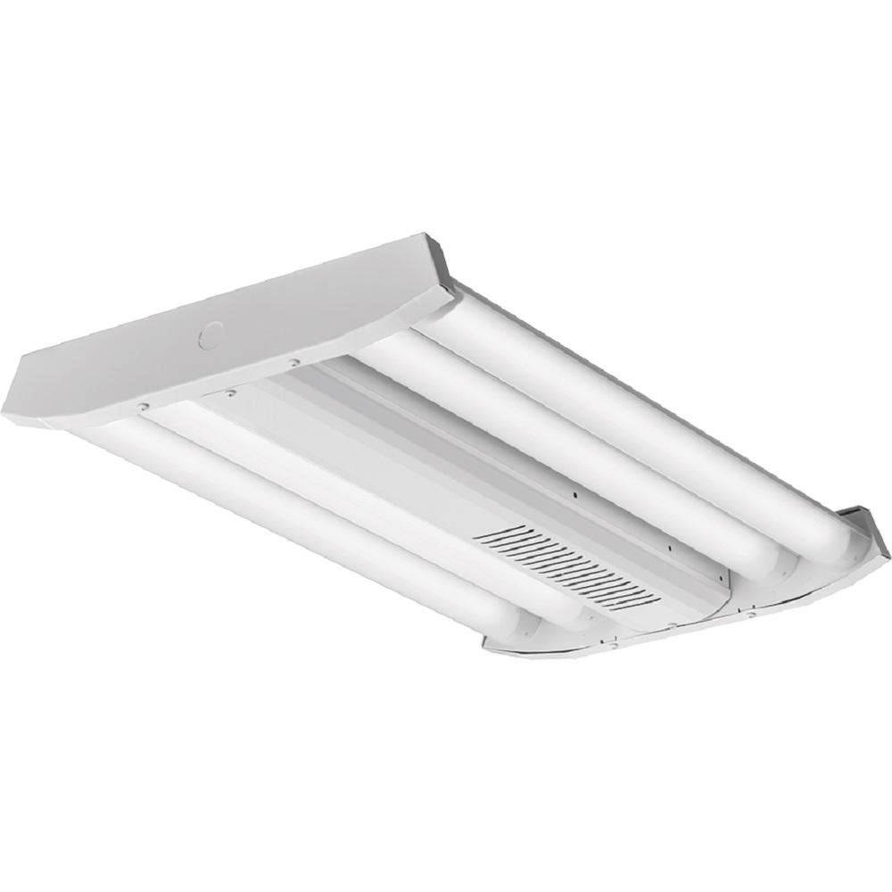 Lithonia Lighting Ibg 95 Watt Matte White Integrated Led Contractor Select High Bay