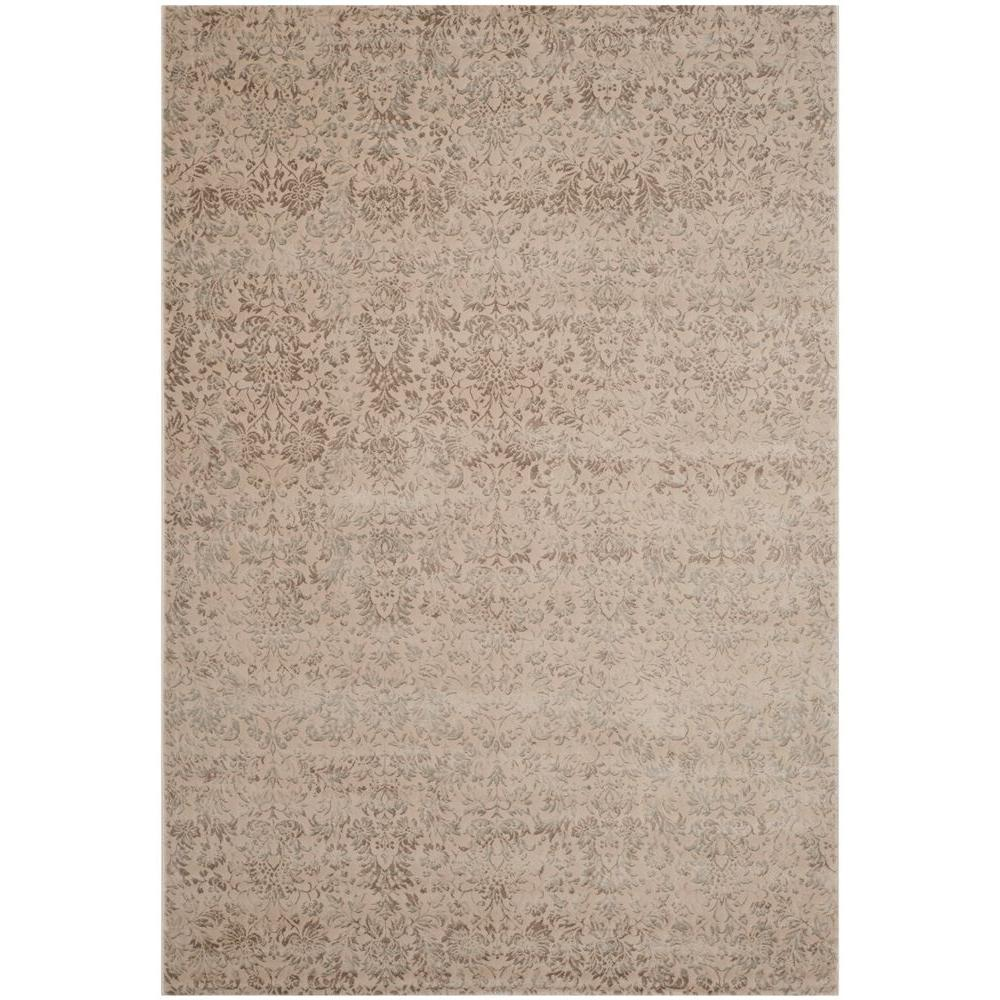 Safavieh Vintage Ivory Grey 6 Ft 7 In X 9 Ft 2 In Area