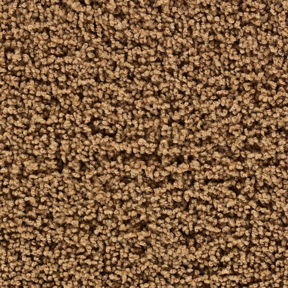 Martha Stewart Living Greystone Fawn - 6 in. x 9 in. Take Home Carpet Sample-DISCONTINUED