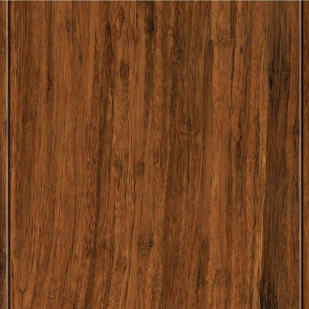 Home Legend Strand Woven Toast 9/16 in. Thick x 3-3/4 in. Wide x 36 in. Length Solid Bamboo Flooring (22.69 sq. ft. / case)