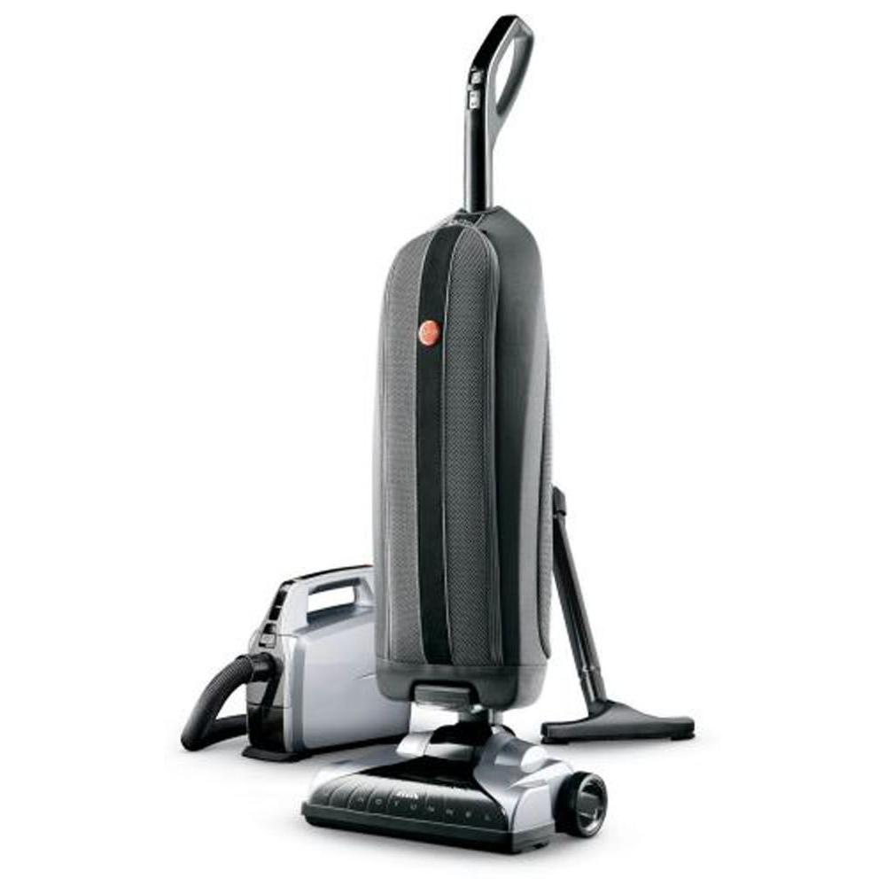 Hoover Platinum Lightweight Bagged Upright Vacuum And Canister Cleaner Combo