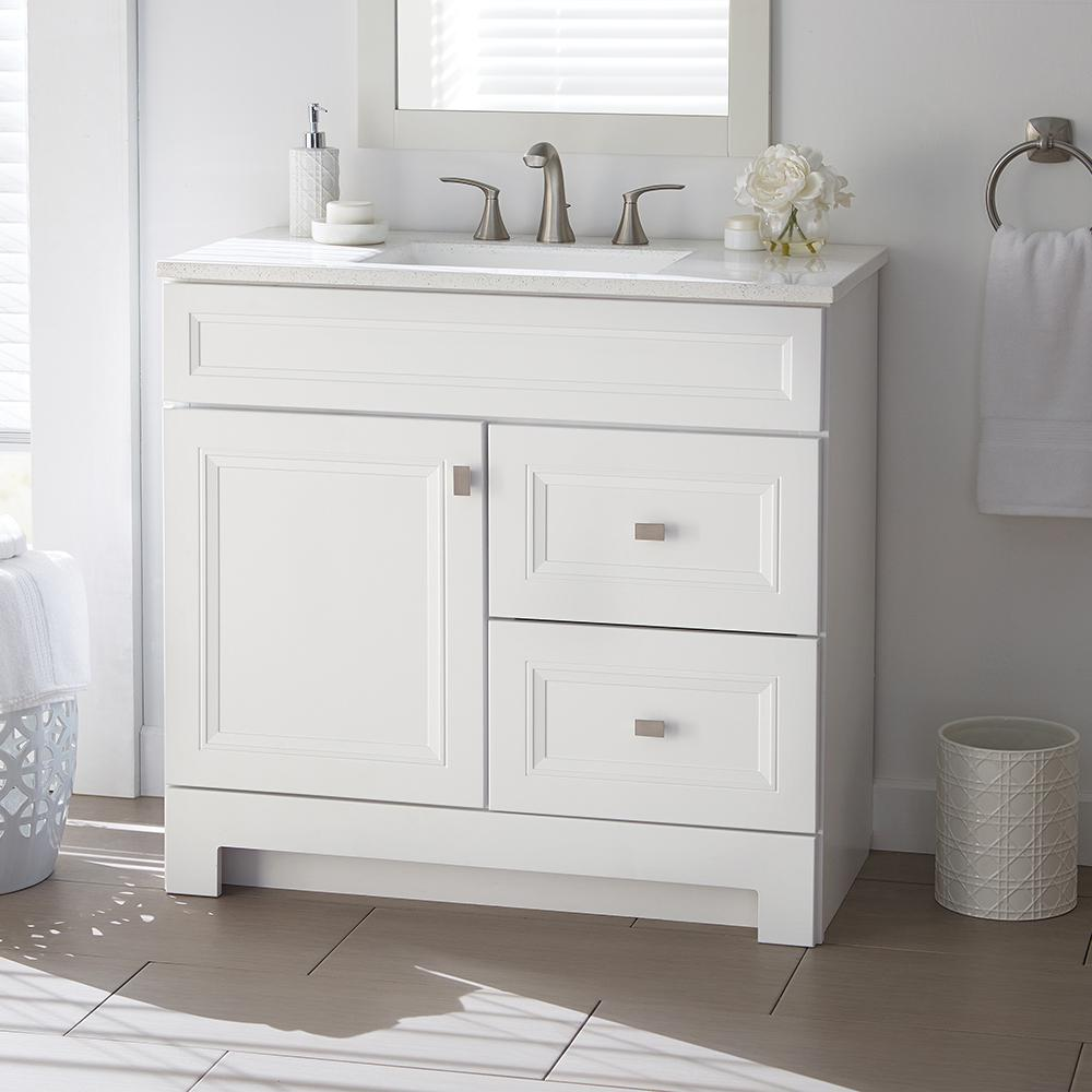 Home Decorators Collection Sedgewood 36-1/2 in. W Bath ...