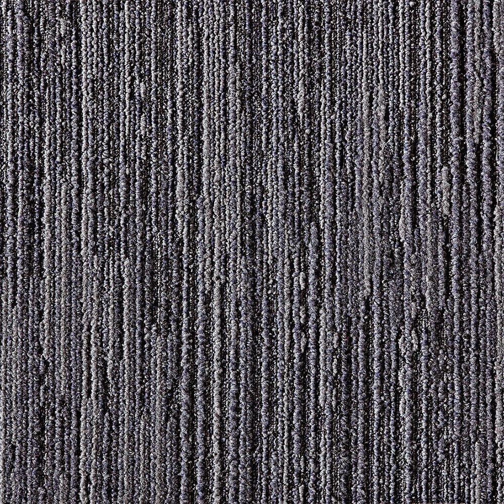 FLOR Fully Barked Stratus 19.7 in. x 19.7 in. Carpet Tile (6 Tiles/Case)