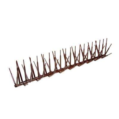 Brown Plastic Bird Spike - 50 ft. x 7 in.