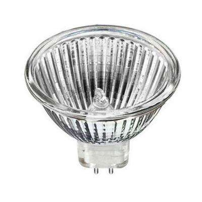 50-Watt 12-Volt Halogen MR16 Coated Medium Flood Light Bulb