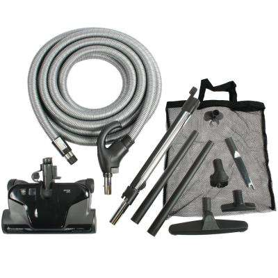 CT16QD Electric Powerhead Attachment Kit with Direct Connect Hose for Central Vacuums