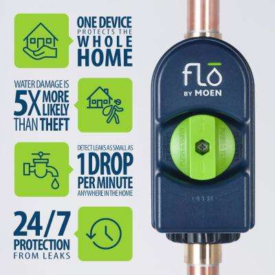 Smart Home Water Monitoring, Alarm and Automatic Shutoff System