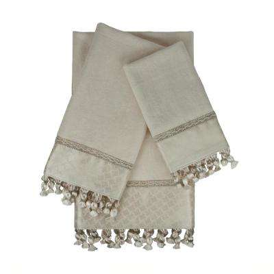 Rochdale Embellished Towel Set (3-Piece)